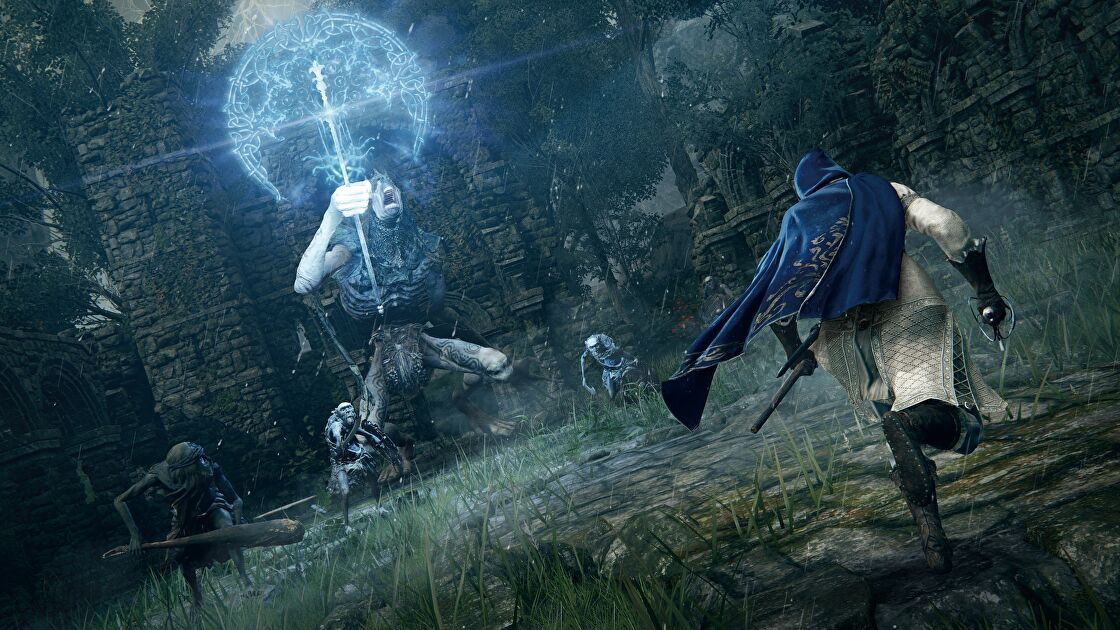 Elden Ring gets free closed network test, coming to consoles in November