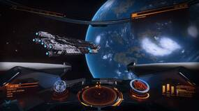 Image for Elite Dangerous September update to make things easier for new players, Fleet Carriers coming in December