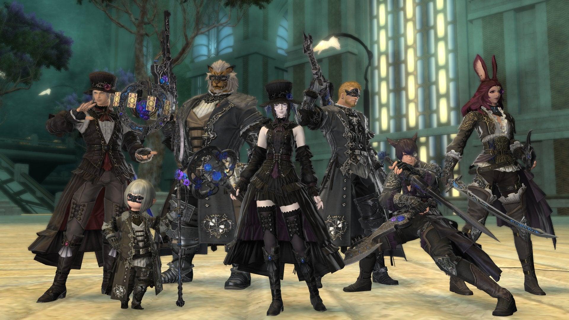 Image for Final Fantasy 14's next big update, Futures Rewritten, drops December 8