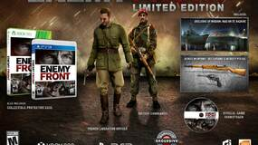 Image for Enemy Front limited edition includes exclusive content