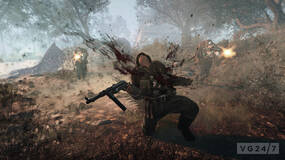 Image for Enemy Front video shows gameplay, how to use a Nazi as a human shield