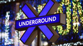 Image for London Underground gets a makeover for PS5 launch