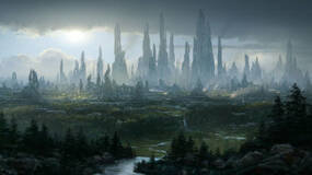 """Image for Was canceled Halo game called """"Halo Universe""""? Maybe. Is its concept art pretty? Hell yes."""