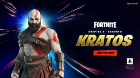 Image for Looks like Kratos is coming to Fortnite