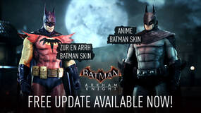 Image for Batman: Arkham Knight updated with two new skins