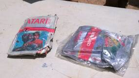 Image for You'll be able buy some of the uncovered E.T. cartridges soon