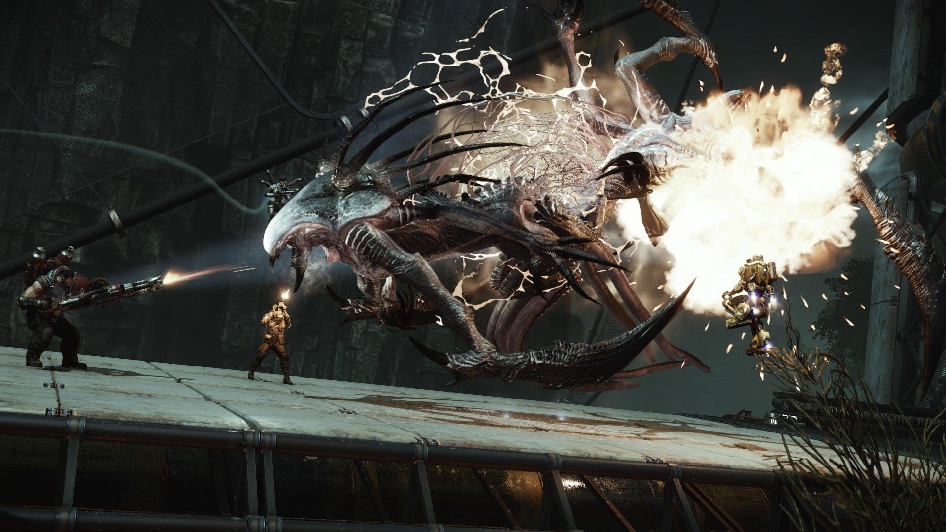 Image for Evolve 1.3 patch nerfs Wraith, adjusts Kraken