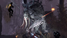 Image for So apparently you can play skipping rope with the monster from Evolve