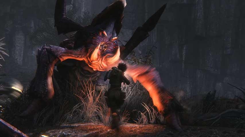 Image for Evolve gameplay trailer highlights medic Caira