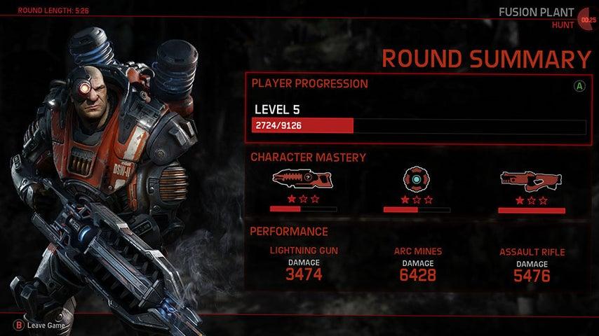 Image for Swot up on Evolve's progression system before the big alpha