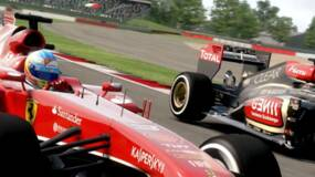 Image for F1 2013 video interview - classics gameplay and plenty of details