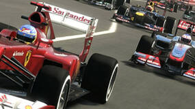 Image for F1 2012 launch interview: an open invitational