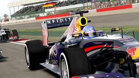 Image for F1 2013: random dramatic moments and next-gen discussed
