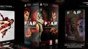Image for F.E.A.R. 3 Collector's Edition outed, glowing Alma featured