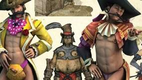 Image for Fable III artwork shows fashion challenged prostitutes
