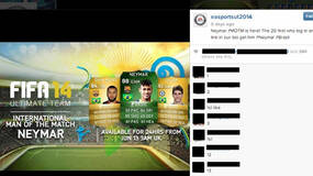 Image for FIFA World Cup fans: watch out for fake EA phishing scams