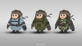 Image for Konami wants Metal Gear Solid skins in Fall Guys