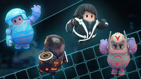 Image for Fall Guys is getting some rather cute Tron skins