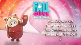 Image for Fall Guys gets a Red Panda costume, but you need to pick it up soon