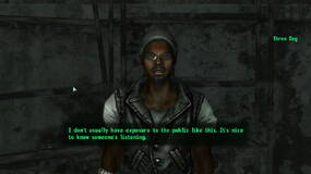 Image for In times of isolation, Fallout 3's Three Dog has got your back