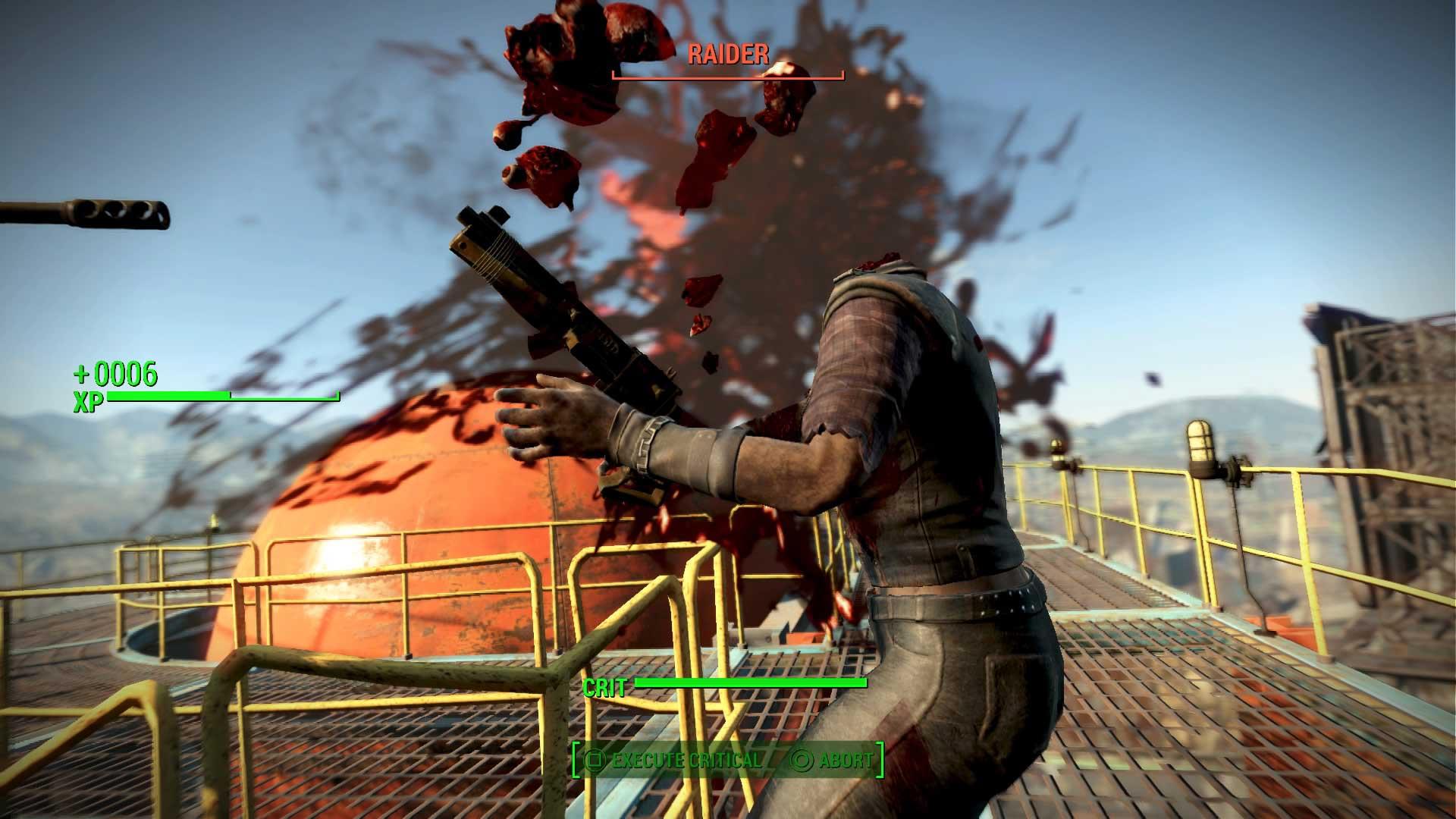 Image for Fallout 4 mod spotlight: Bullet Time