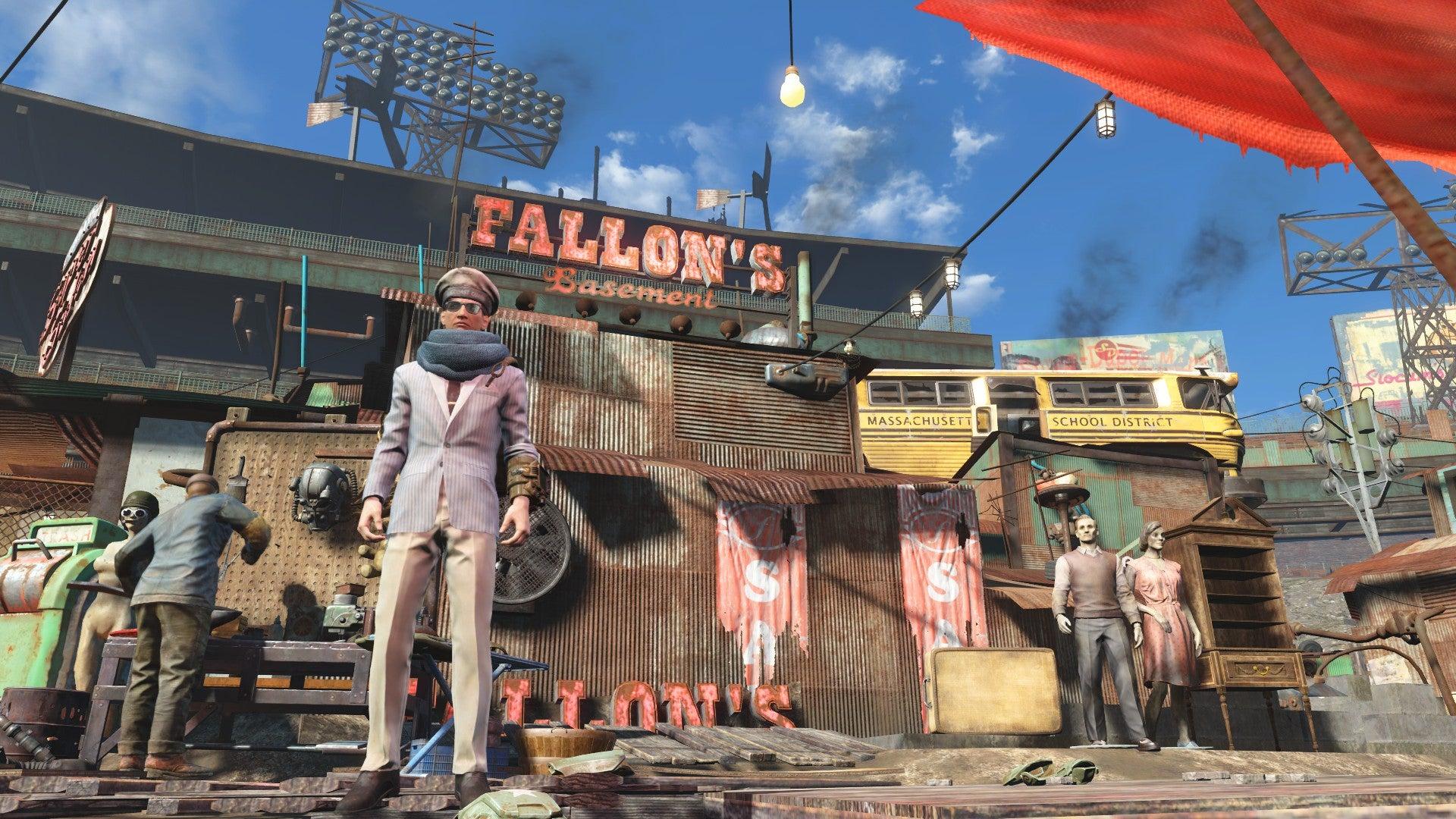 Image for Fallout 4 mod adds loadout switch hotkey, answers my prayers