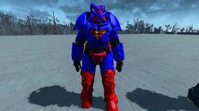 Image for Fallout 4 mods: Batman and Superman Power Armor, Godzilla and Terminator
