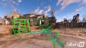 Image for Fallout 4 VR is out now, so you can feel closer to the wasteland than ever before