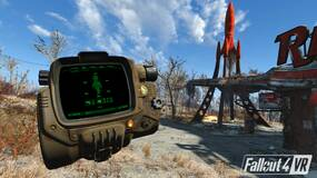 Image for Fallout 4 VR to be bundled with new HTC Vive headsets, and there's a bonus for you early adopters, too