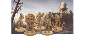 Image for Fallout: New California board game review - a better multiplayer experience than Fallout 76