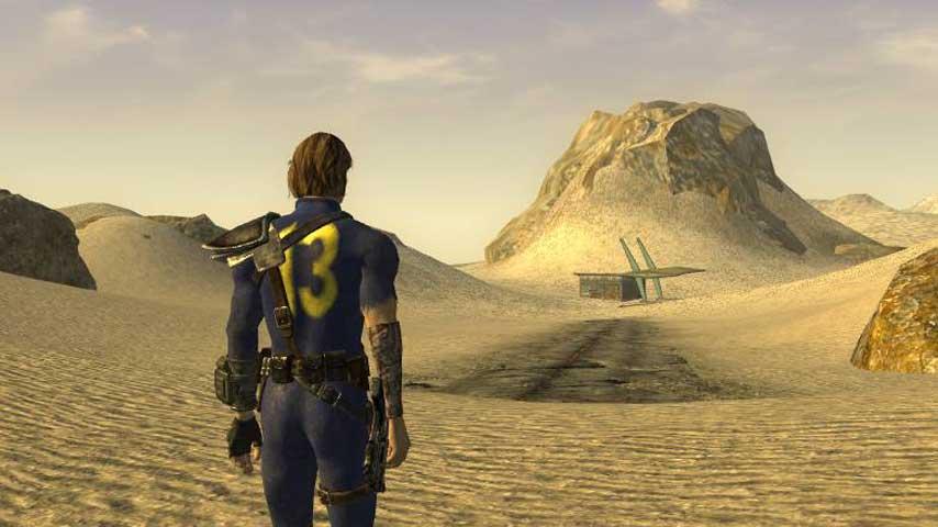 Image for Fallout: New Vegas mod recreates original Fallout