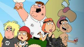 Image for Family Guy: The Quest for Stuff video shows the opening sequence