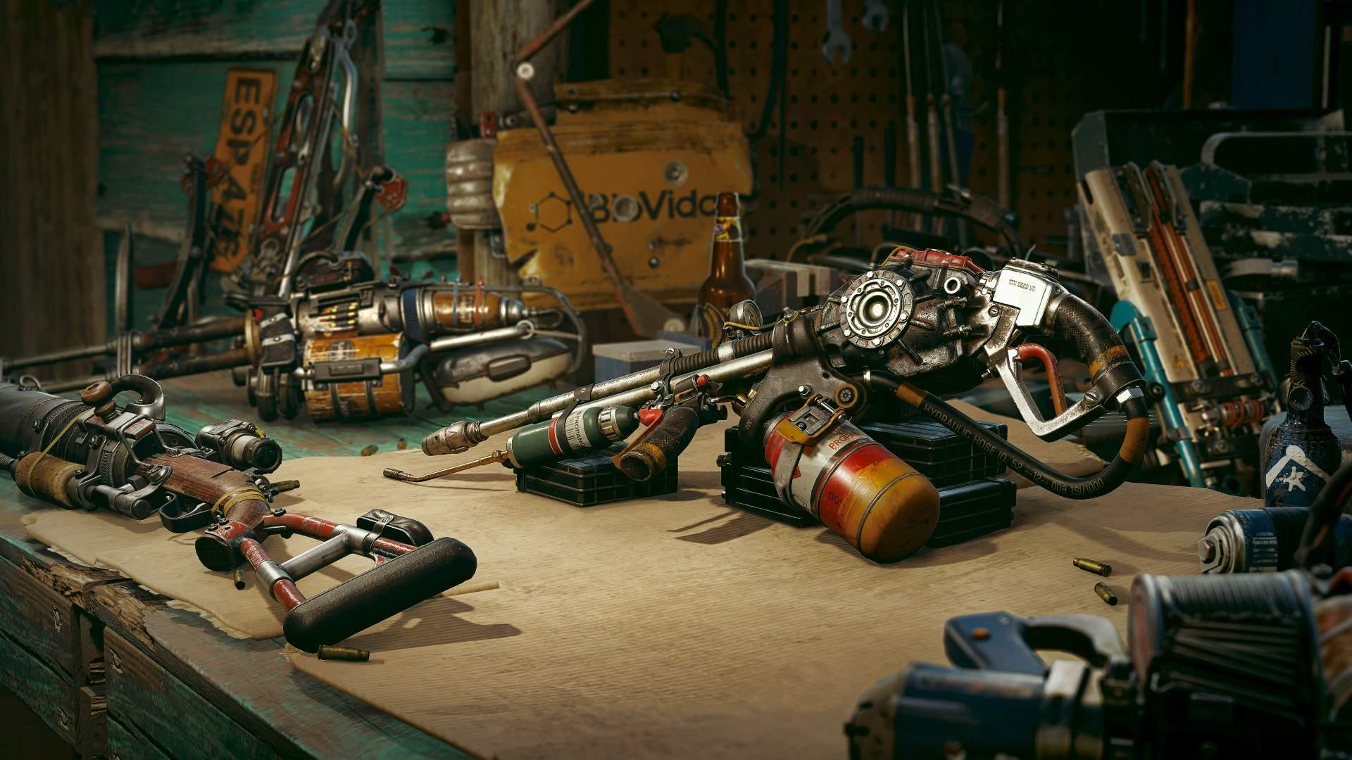 Far Cry 6 bahan langka – Di mana menemukan uranium, debu, dan plastik tahan