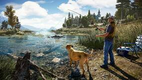 Image for Far Cry 5 offers plenty of opportunities to faff about instead of getting on with the cow tipping