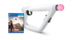 Image for Farpoint with PSVR Aim Controller down to £53 today