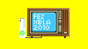 Image for FEZ confirmed for XBLA in 2010