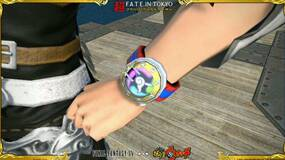 Image for Final Fantasy 14 and Yo-Kai Watch collide with in-game item collaboration