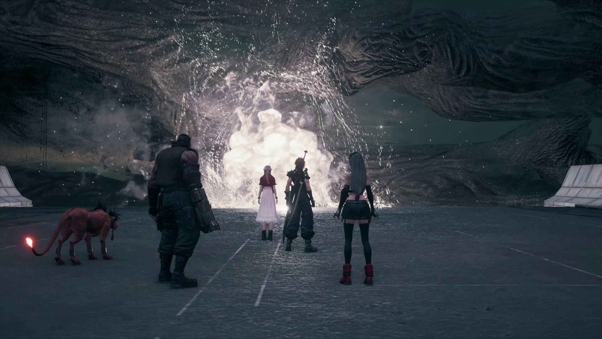 Image for Final Fantasy 7 Remake ending explained: far more than a remake