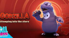 Image for Fall Guys is getting a Godzilla outfit just in time for Godzilla Day
