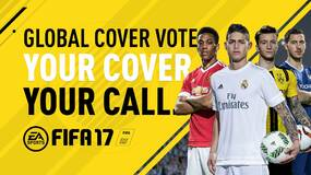 Image for FIFA 17 cover player to be decided by the fans