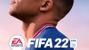 Image for Kylian Mbappe will grace the cover of FIFA 22