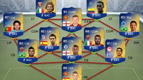 Image for FIFA 14 Ultimate Team adds new Team of the Season cards