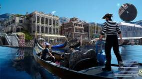 Image for Final Fantasy 15 shows off a Venice-inspired city