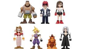 Image for Those PS1-style Final Fantasy 7 figures are now available to order at Amazon