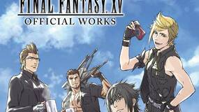 Image for Final Fantasy 15 is getting a lavish $200 hardcover book of lore, concept art and more