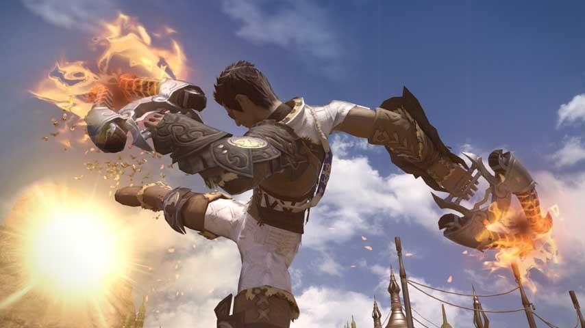 Image for Final Fantasy 14 tops 2 million player registrations