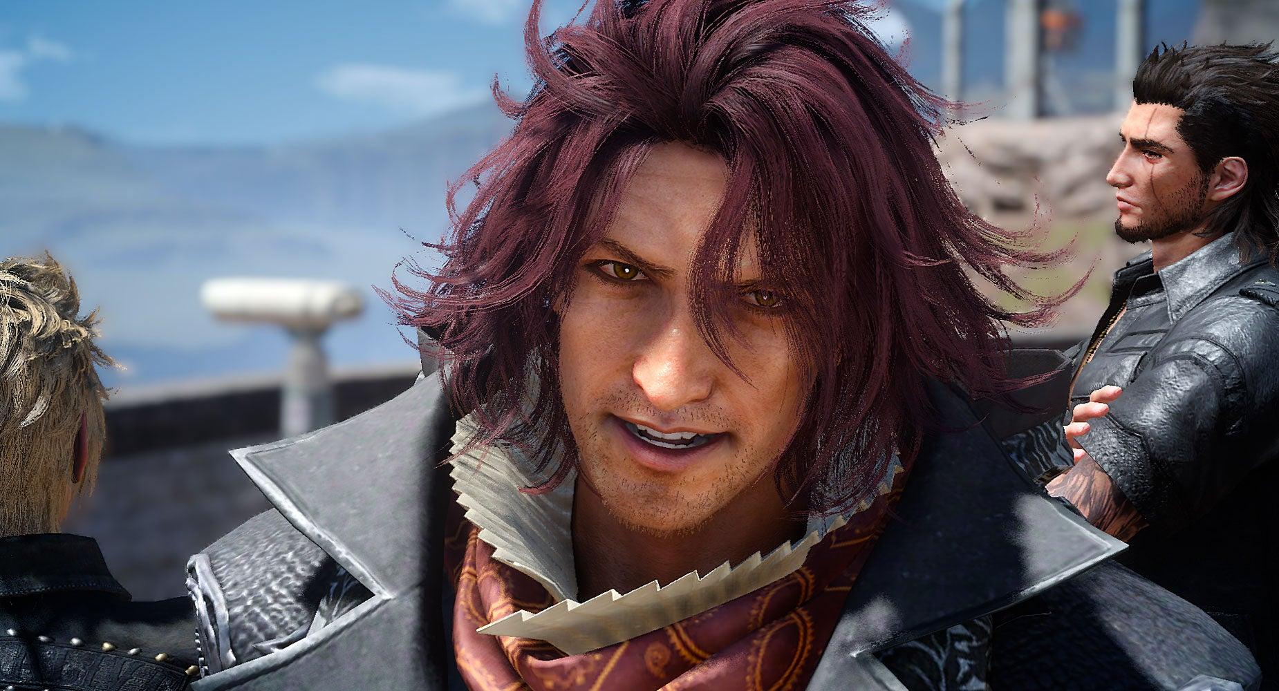 Image for Final Fantasy 15: Episode Ardyn gets a release date, prologue trailer