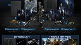 Image for The $270 Final Fantasy 15 Ultimate Collector's Edition does not include a season pass