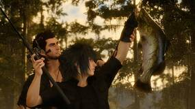 Image for Final Fantasy 15 video shows dev team scouting real-world locations, meeting lions