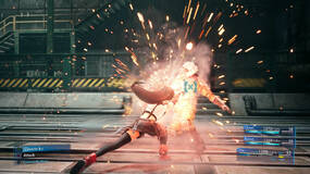 Image for This Final Fantasy 7 Remake video features the devs discussing the game's action and combat